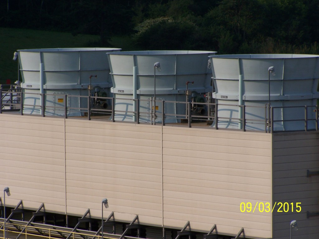 Cooling Tower Vibration Analysis, New England