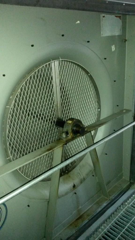 Predictive Maintenance Return Fan, MA