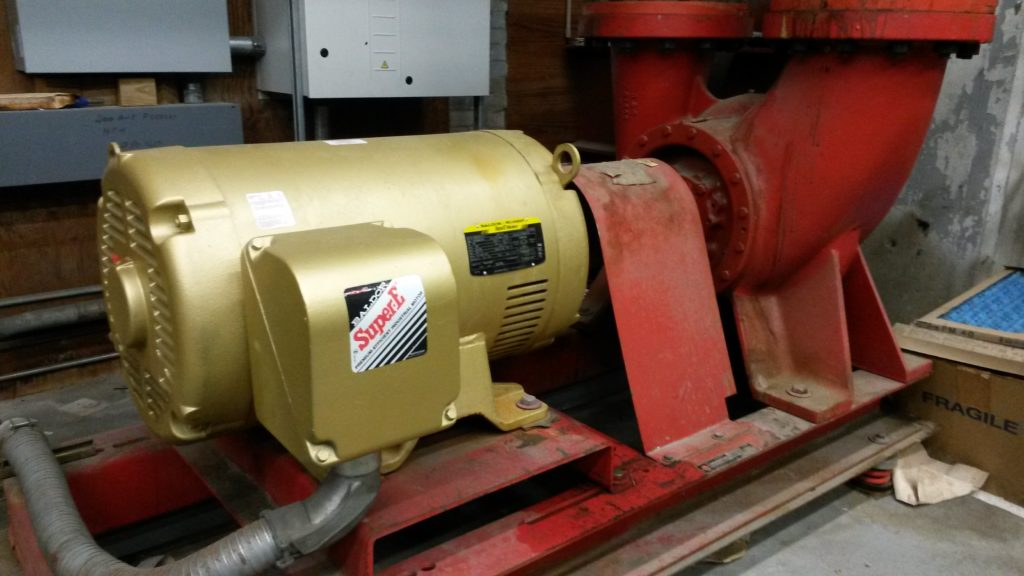 Pump Vibration Analysis in Massachusetts