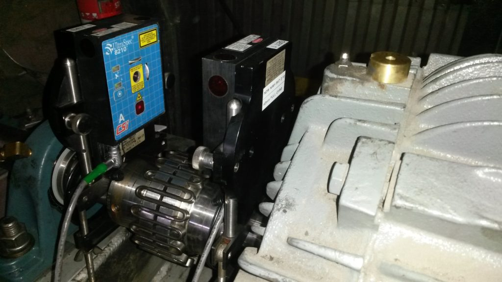 Laser Machinery Alignment, MA