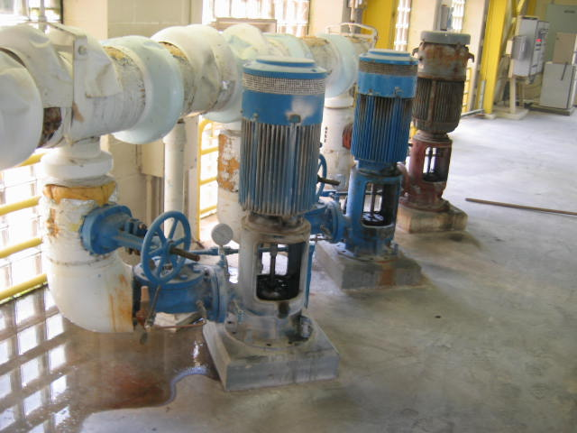 Vertical Pump Predictive Maintenance, MA