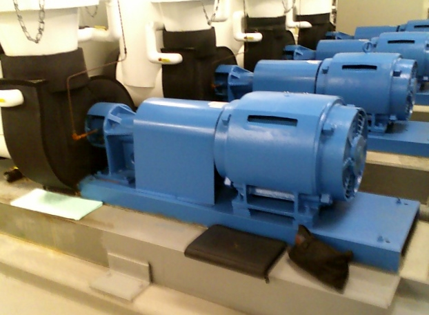 Pump Laser Alignment, MA