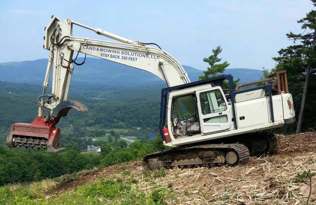 Mulcher Balancing in Vermont